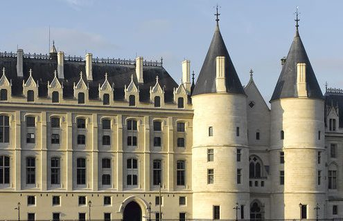 La Conciergerie, Bir Saray, Bir Hapishane!