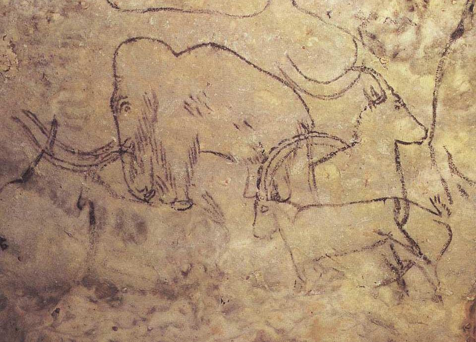 """Résultat de recherche d'images pour """"grotte de rouffignac"""""""