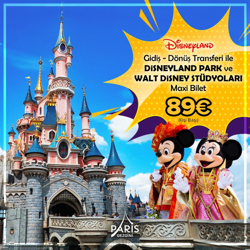 Disneyland Promosyonu